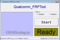 Qualcomm FRP Tool Bypass/Remove/Reset Guideline
